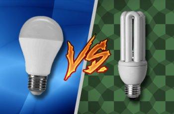 [Comparativo] Lâmpada LED x FLUORESCENTE. Quem ganha? #DicasFlash 3