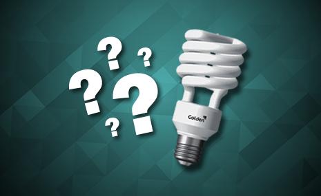 Por que as lâmpadas eletrônicas piscam mesmo apagadas? #DicasFlash 18