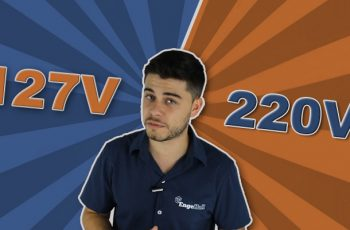 Porque 220v em alguns lugares e 127v em outros? #DicasFlash 37