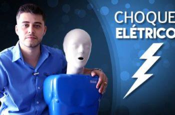 Como socorrer uma vítima de choque elétrico #DicasFlash 32