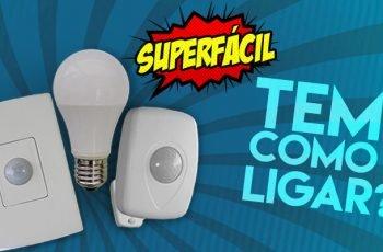 2 sensores para a mesma lâmpada? #SuperFácil 4