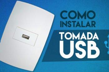 COMO INSTALAR TOMADA USB (super fácil)