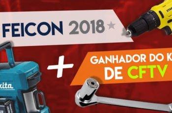 NOVIDADES DO MERCADO – Feicon 2018