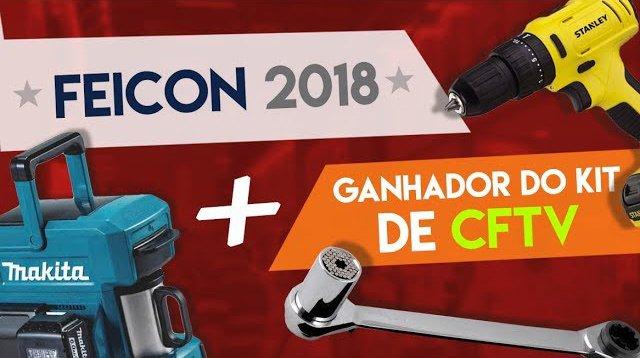 NOVIDADES DO MERCADO - Feicon 2018